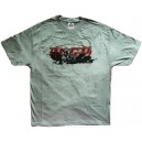 T-SHIRT WGP MULTIPLY GRIS